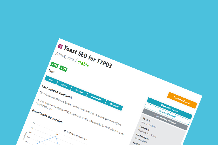 SEO Extension Yoast
